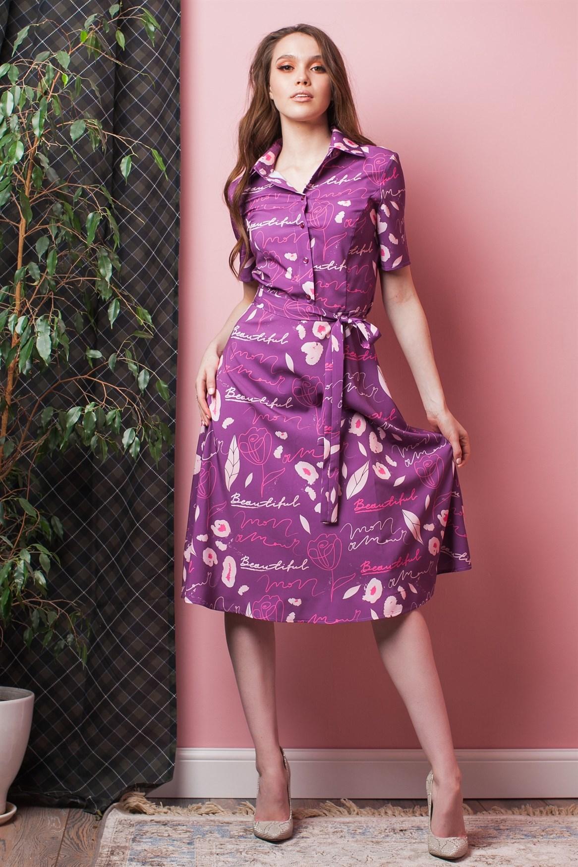 100-01 Платье - фото 11174