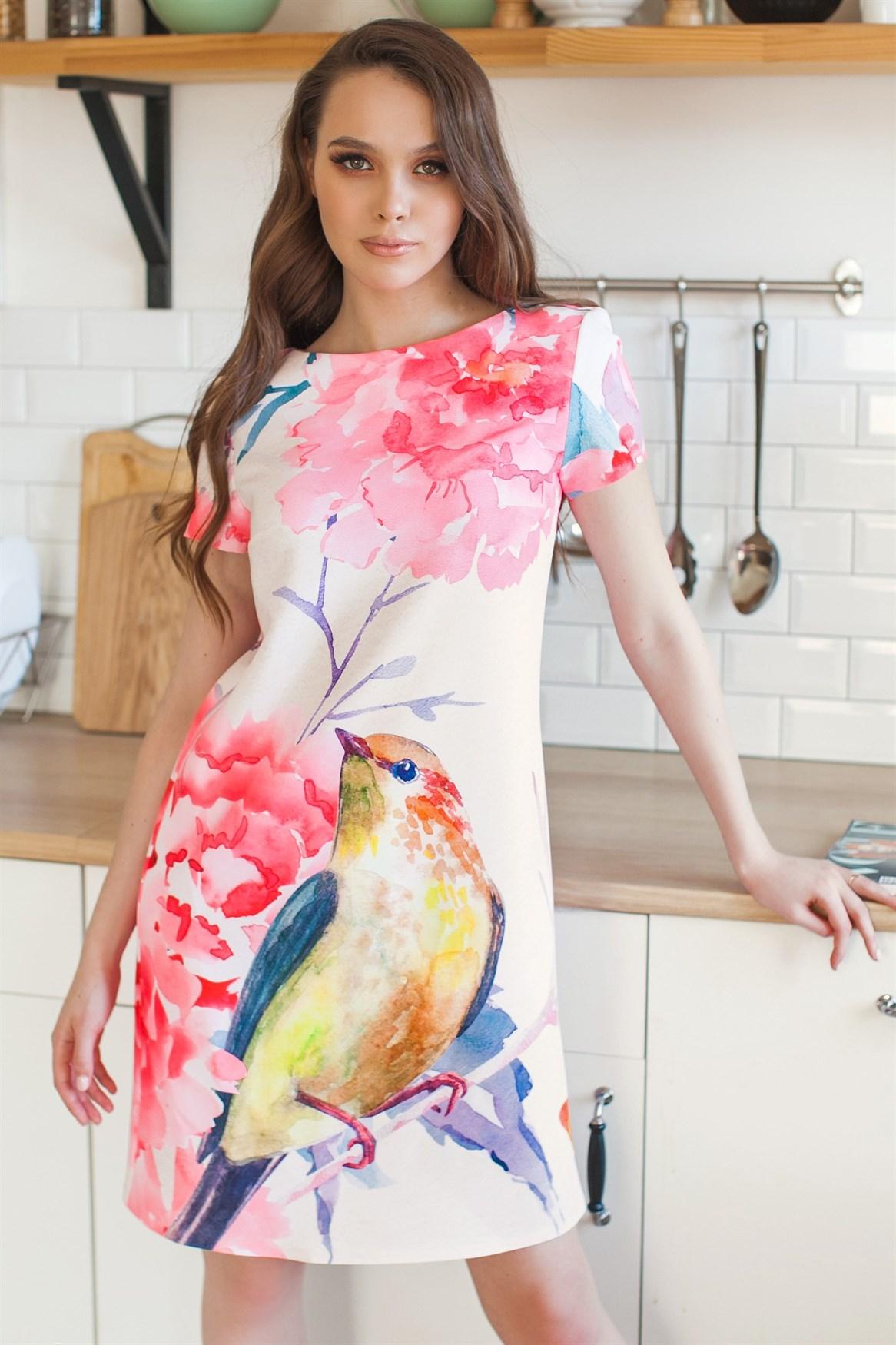 100-04 Платье - фото 11199