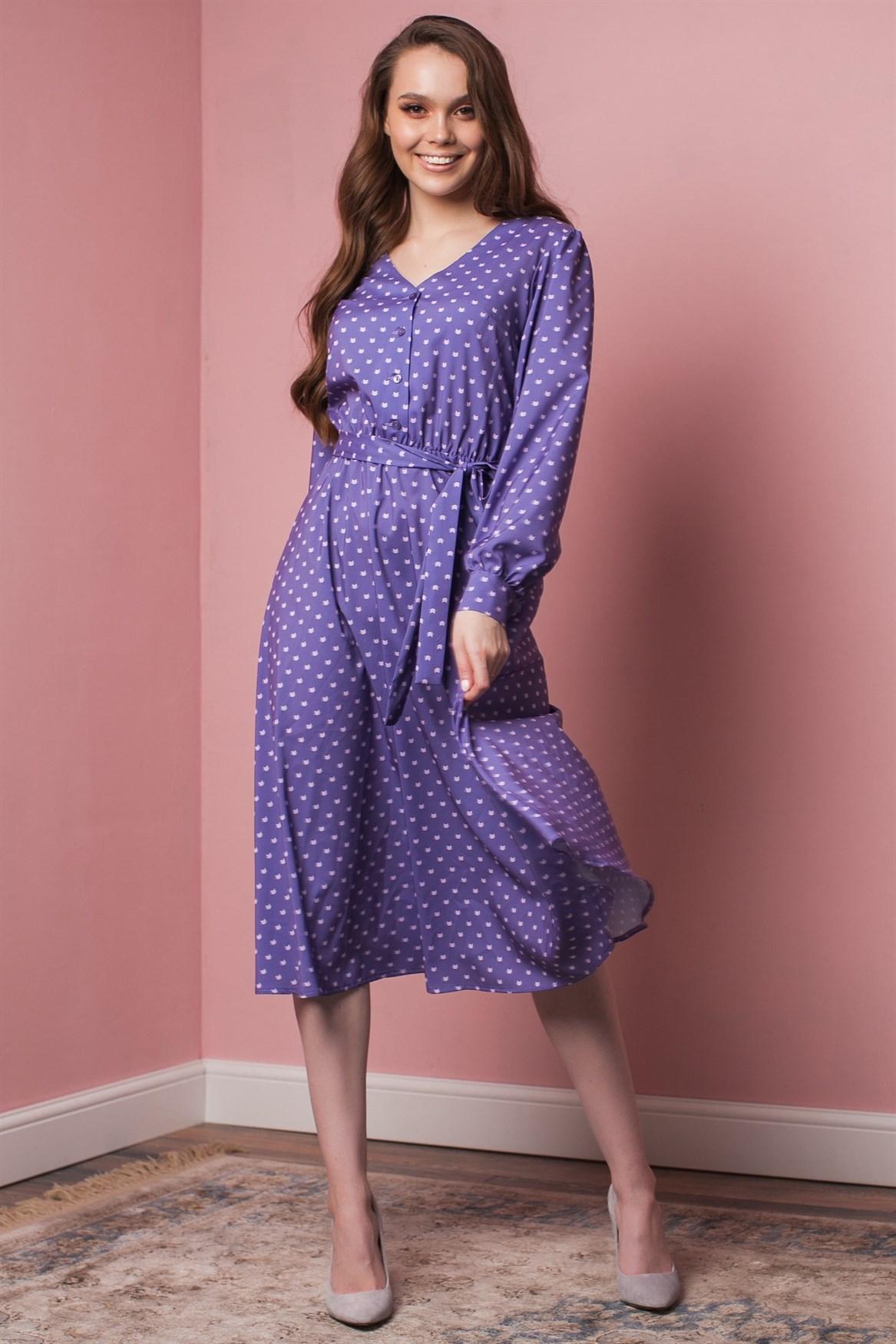 100-05 Платье - фото 11206