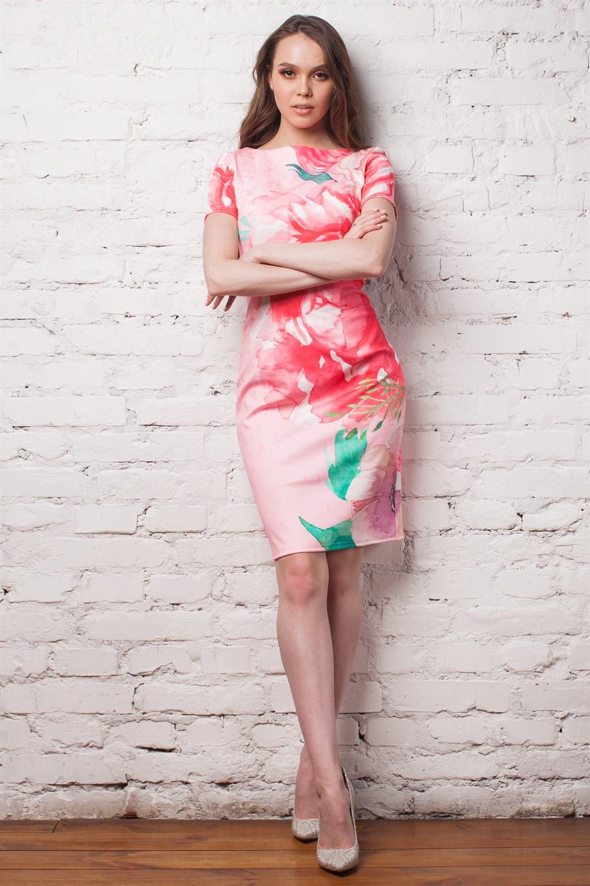 100-06 Платье - фото 11213