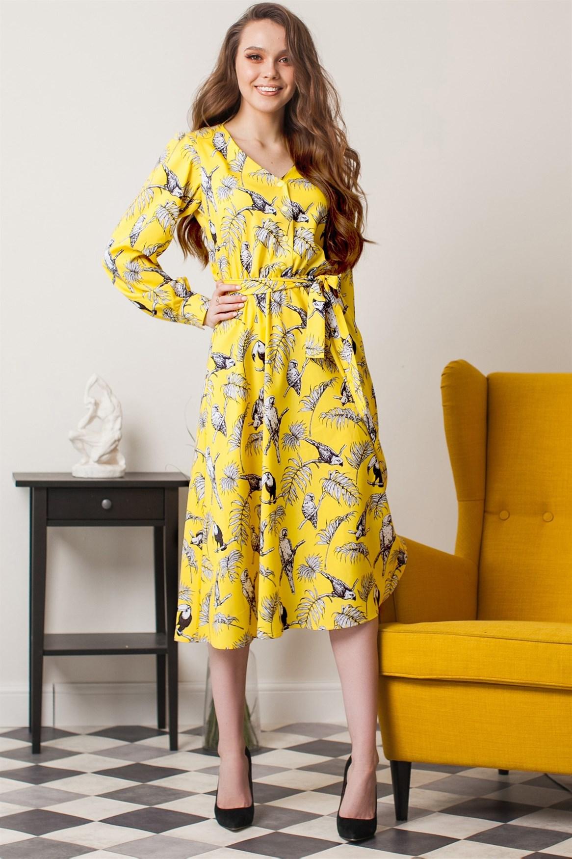 100-08 Платье - фото 11230