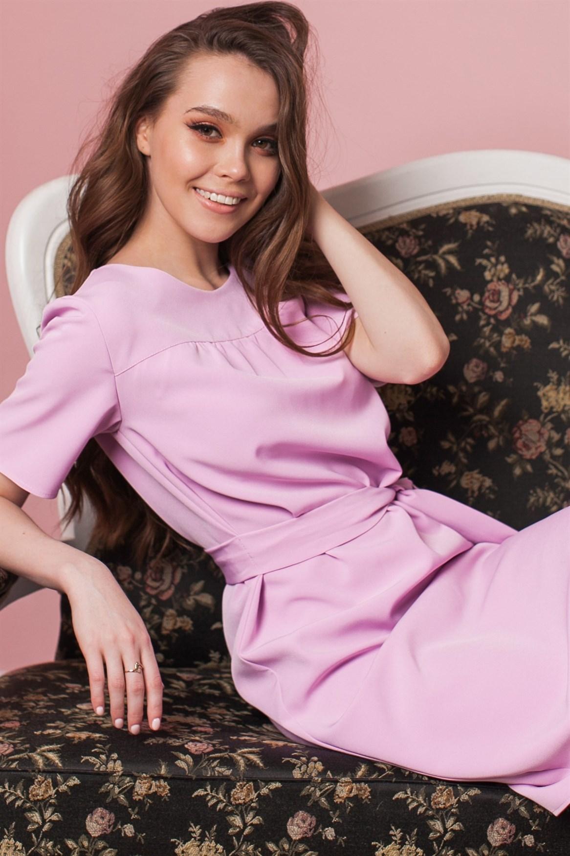 100-10 Платье - фото 11250