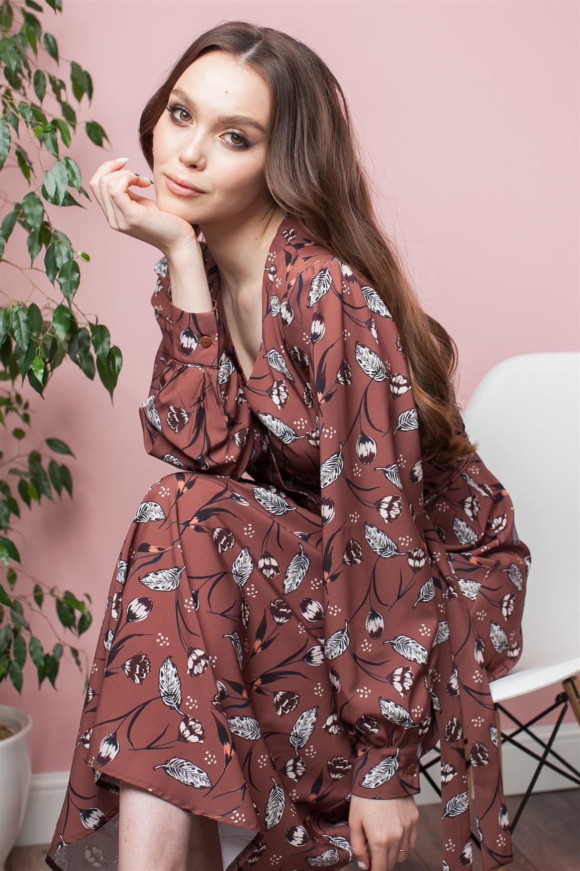 104-02 Платье - фото 11924