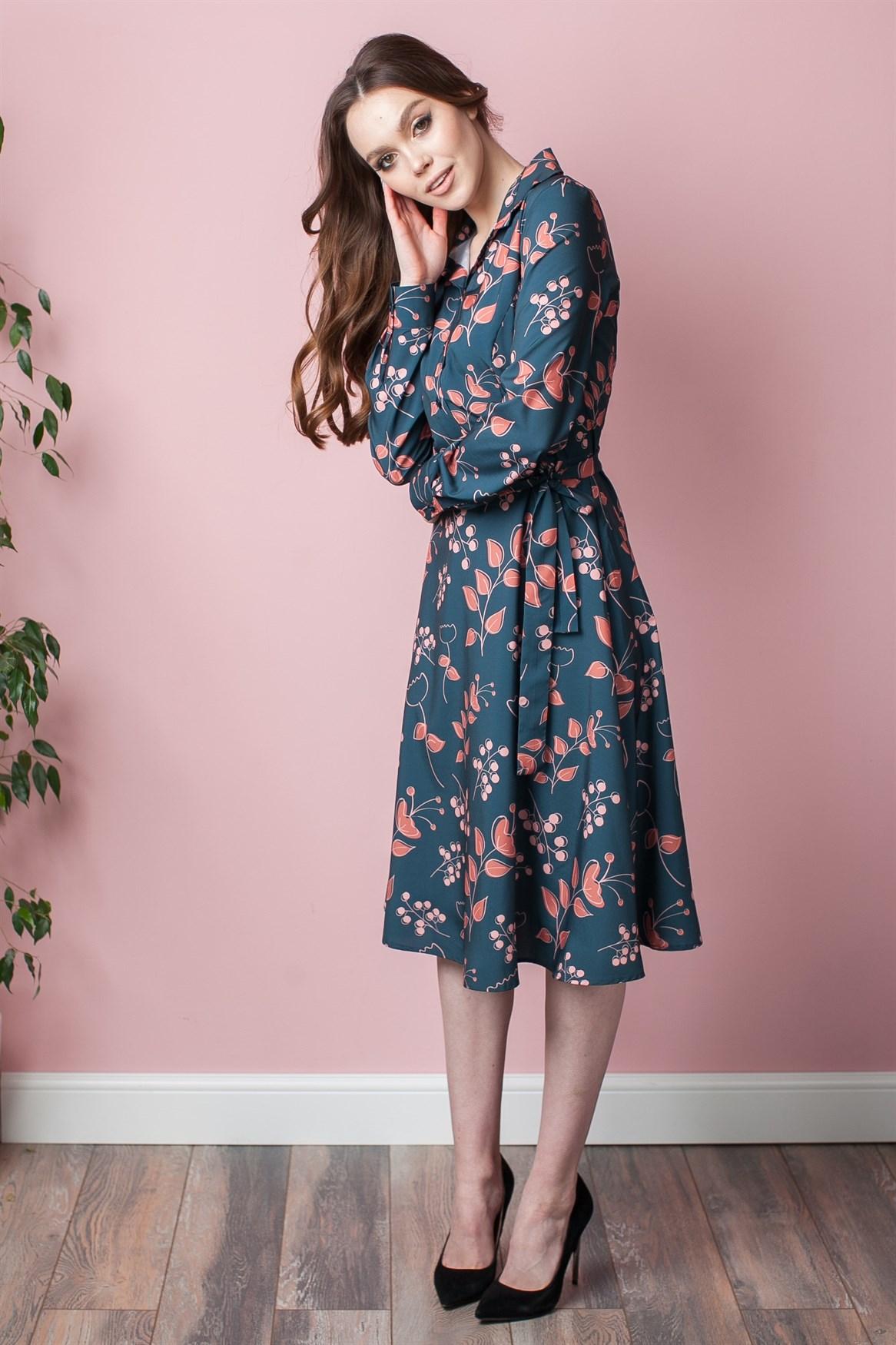 104-04 Платье - фото 11935