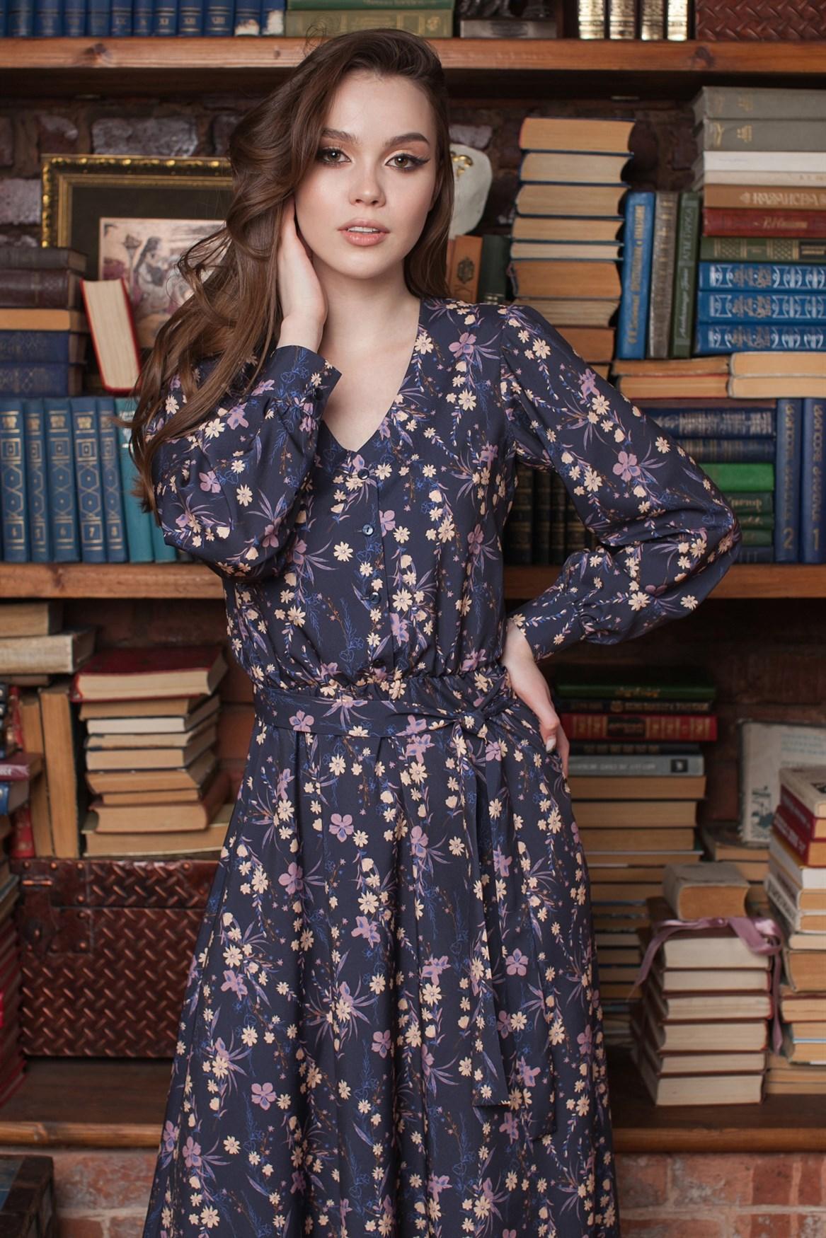 105-01 Платье - фото 12519