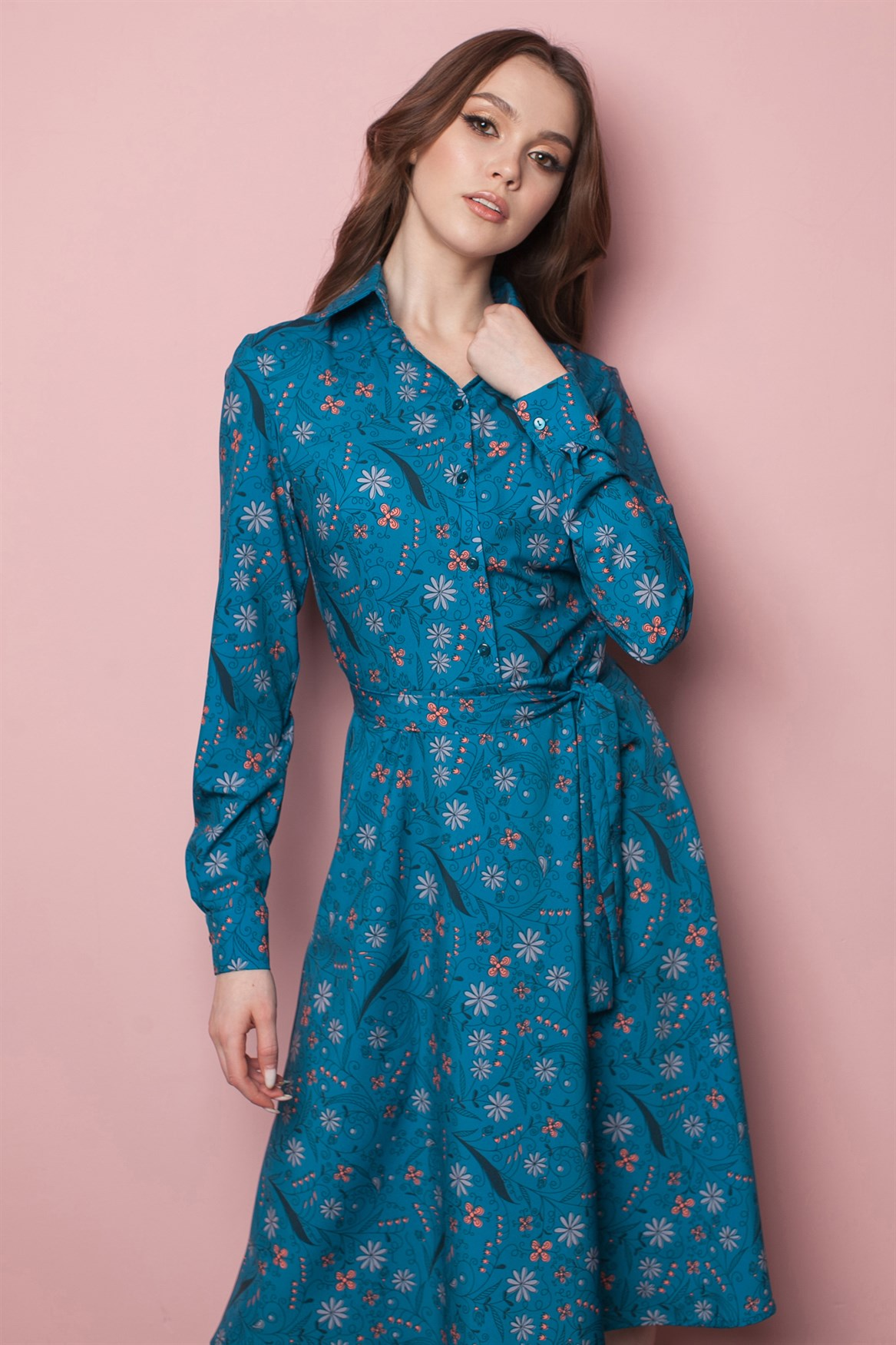 105-08* Платье - фото 12534