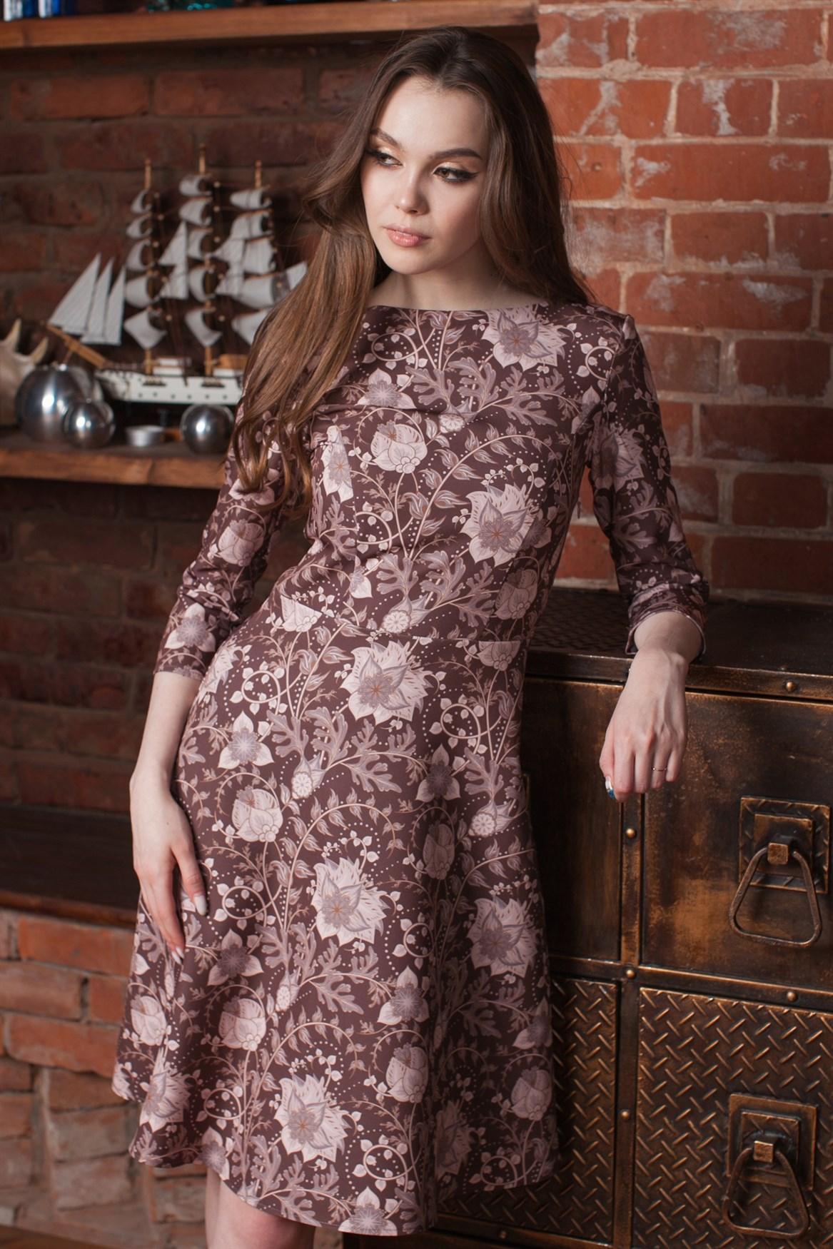 105-03 Платье - фото 12554
