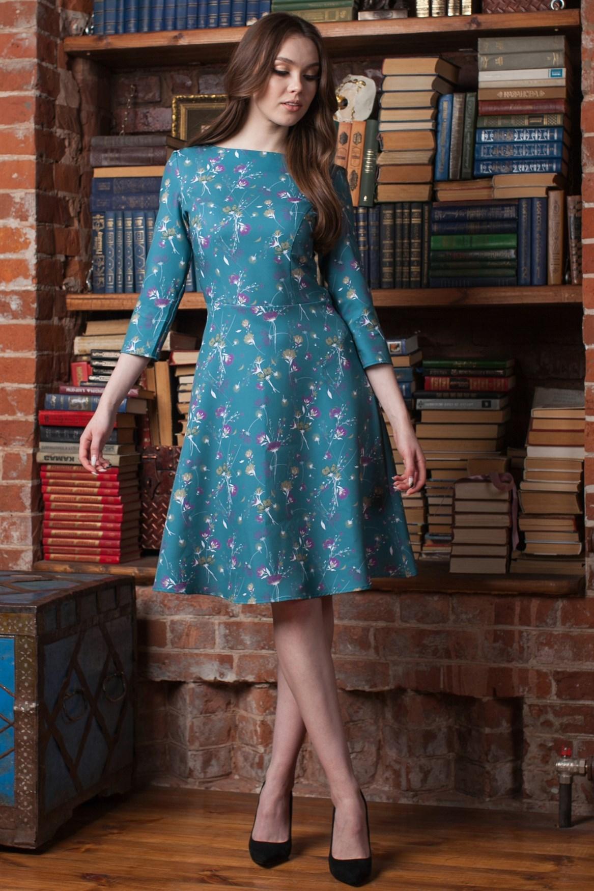 105-05 Платье - фото 12596