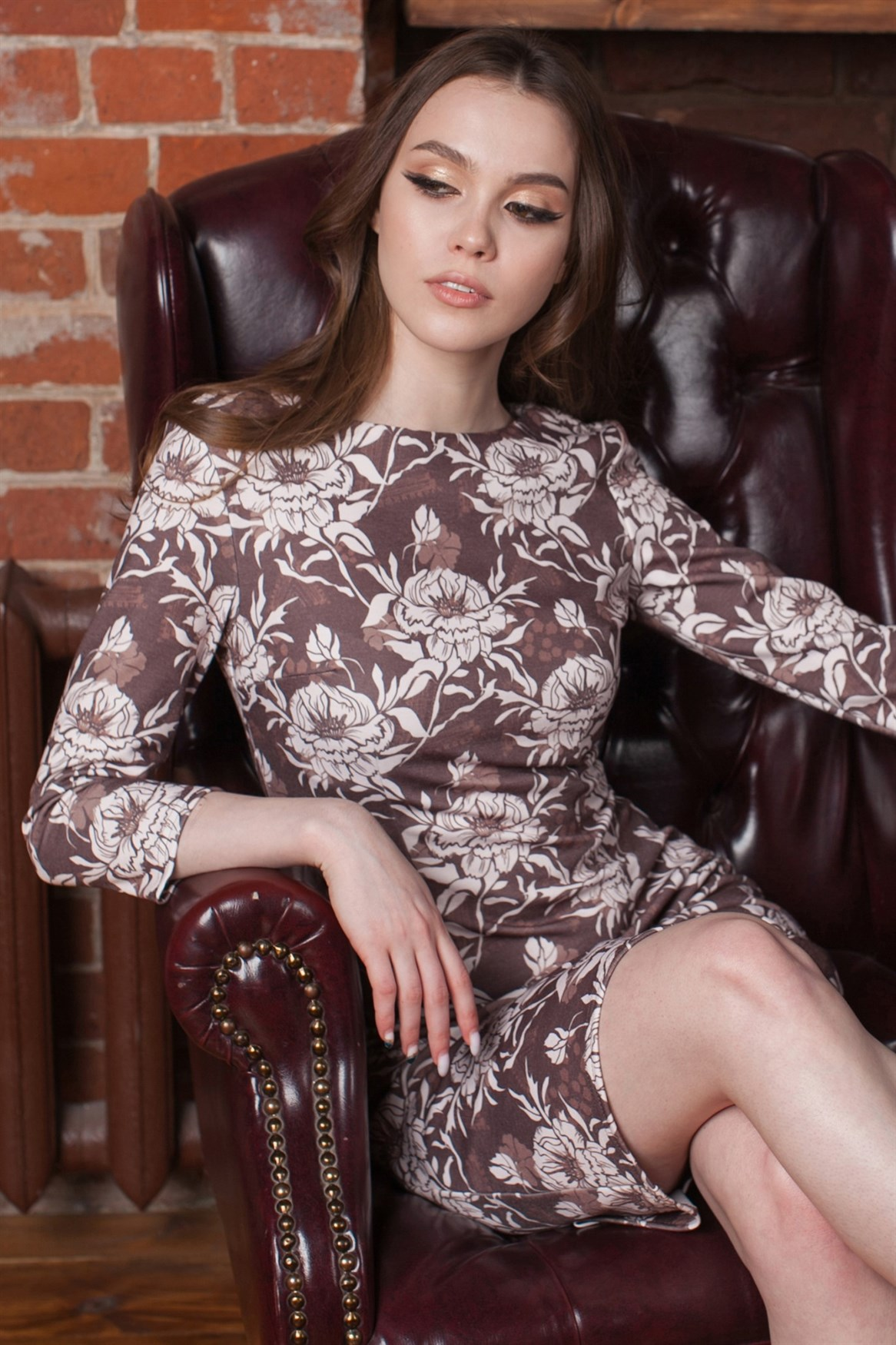105-07 Платье - фото 12599