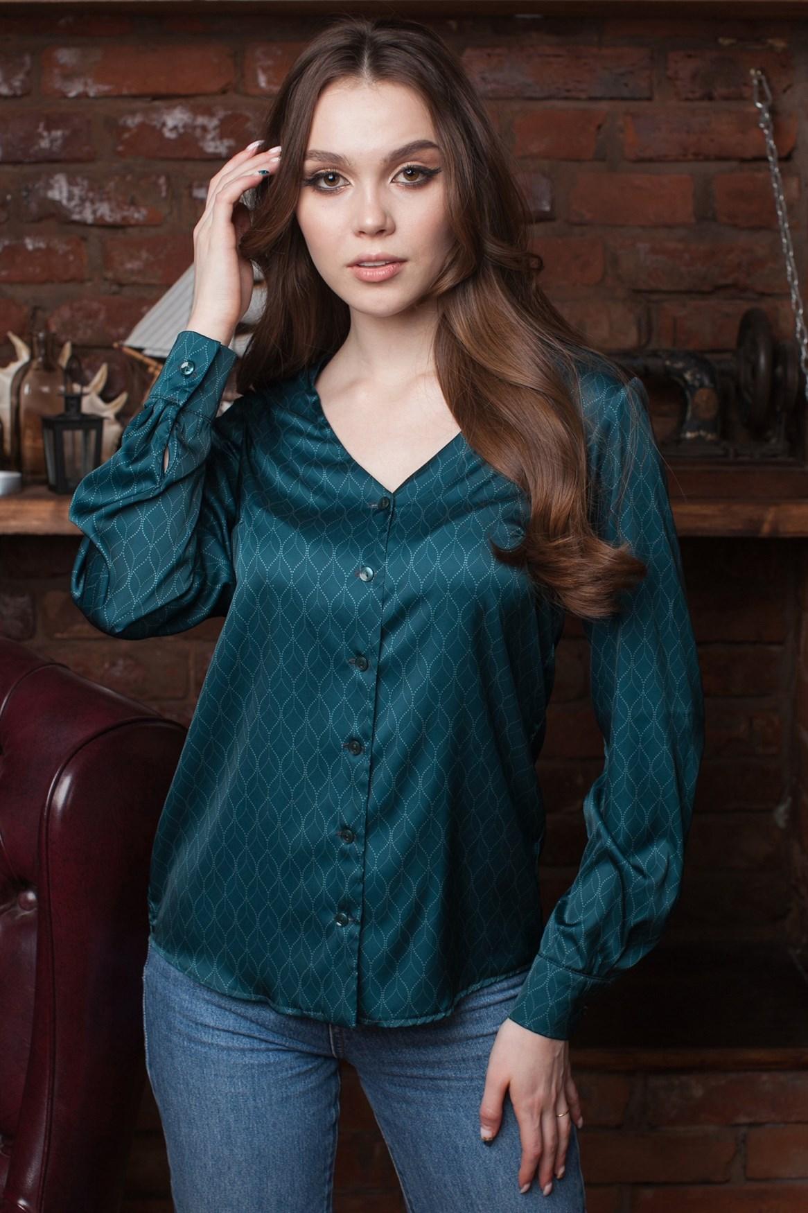 105-12 Блуза - фото 12600