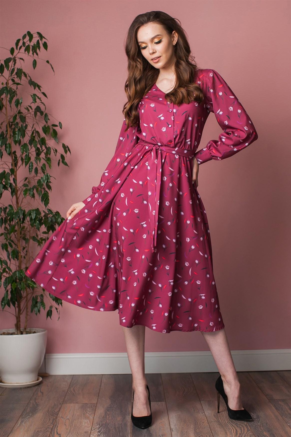 102-01 Платье - фото 12607