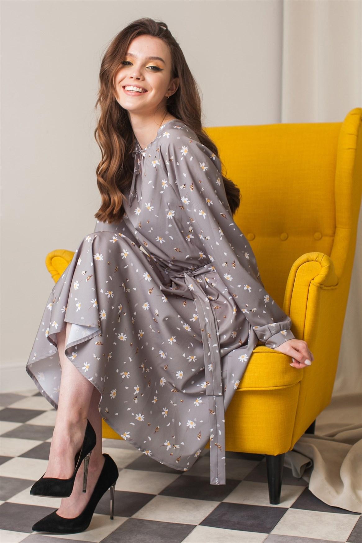 102-02 Платье - фото 12612