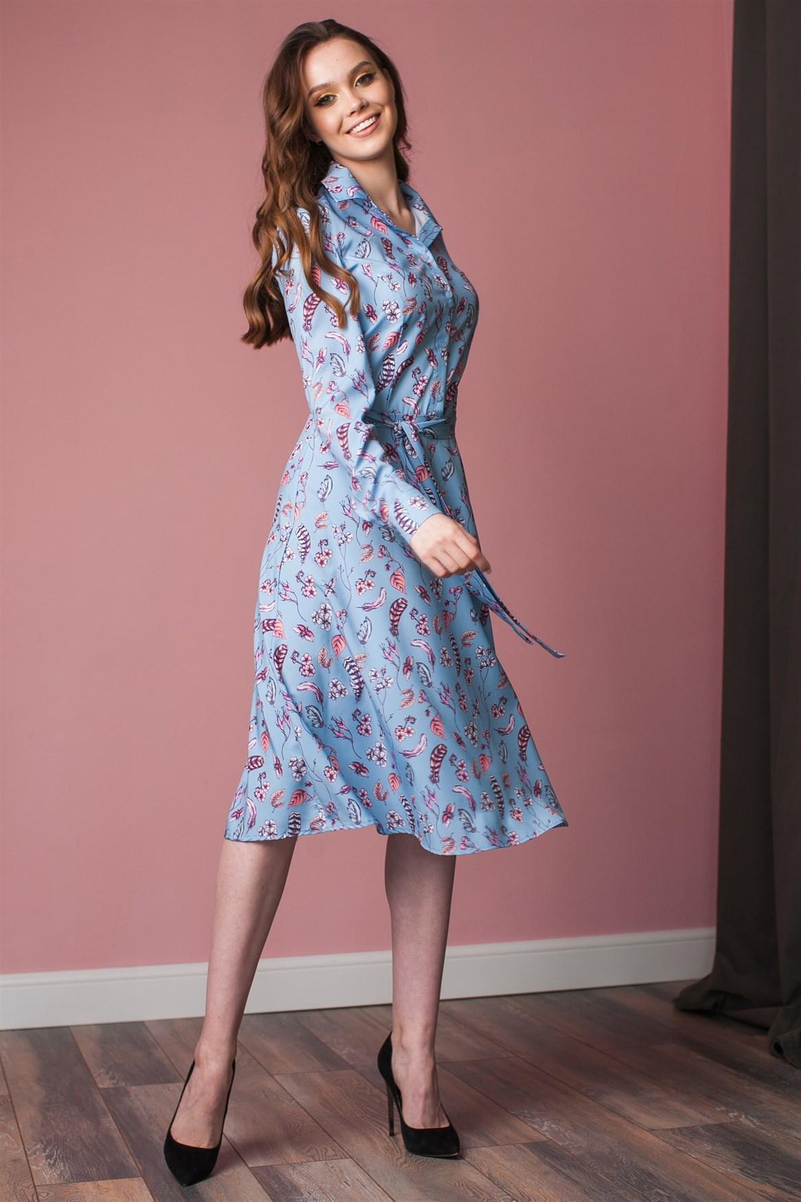 102-05 Платье - фото 12626