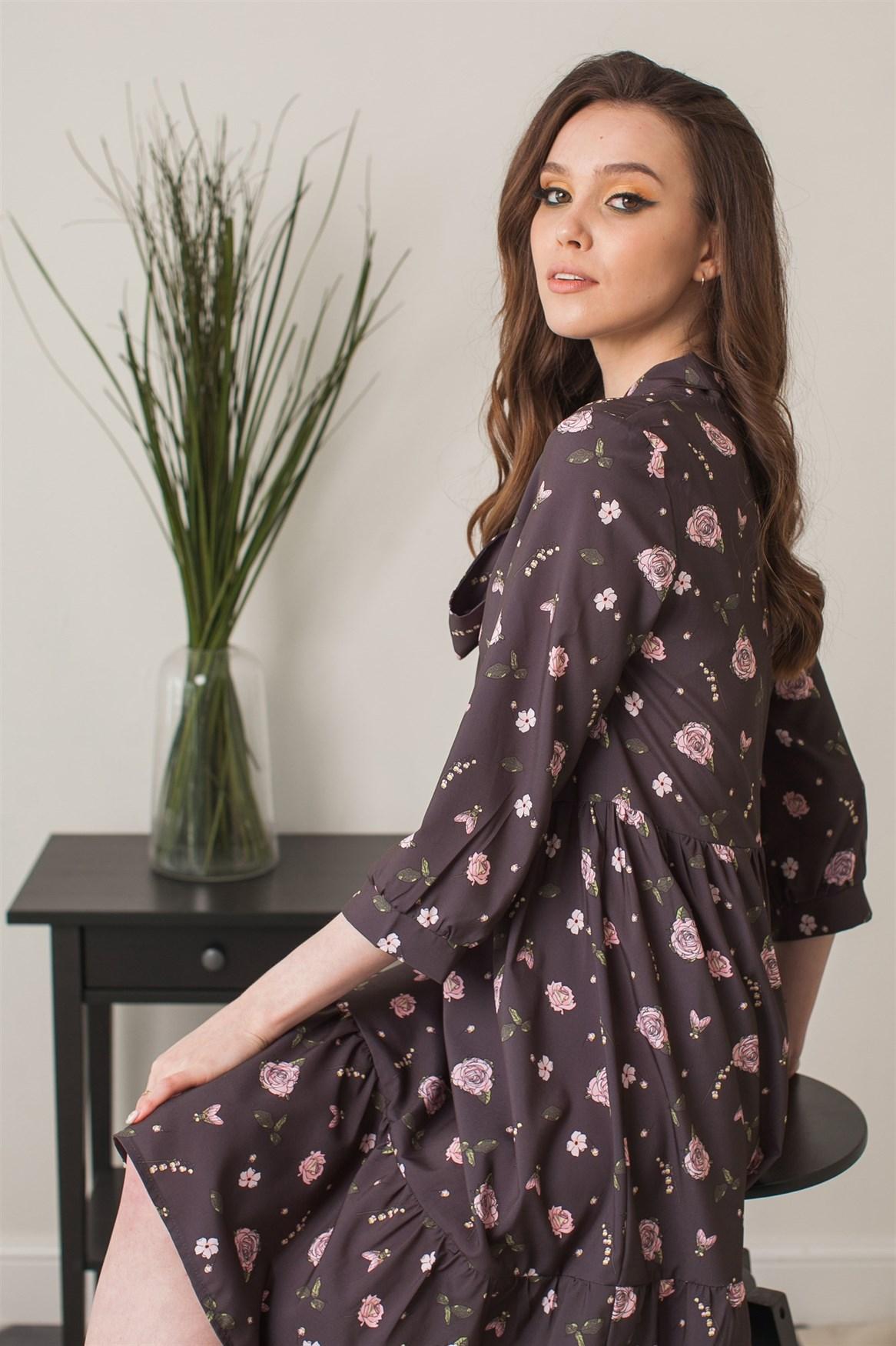 102-06 Платье - фото 12630