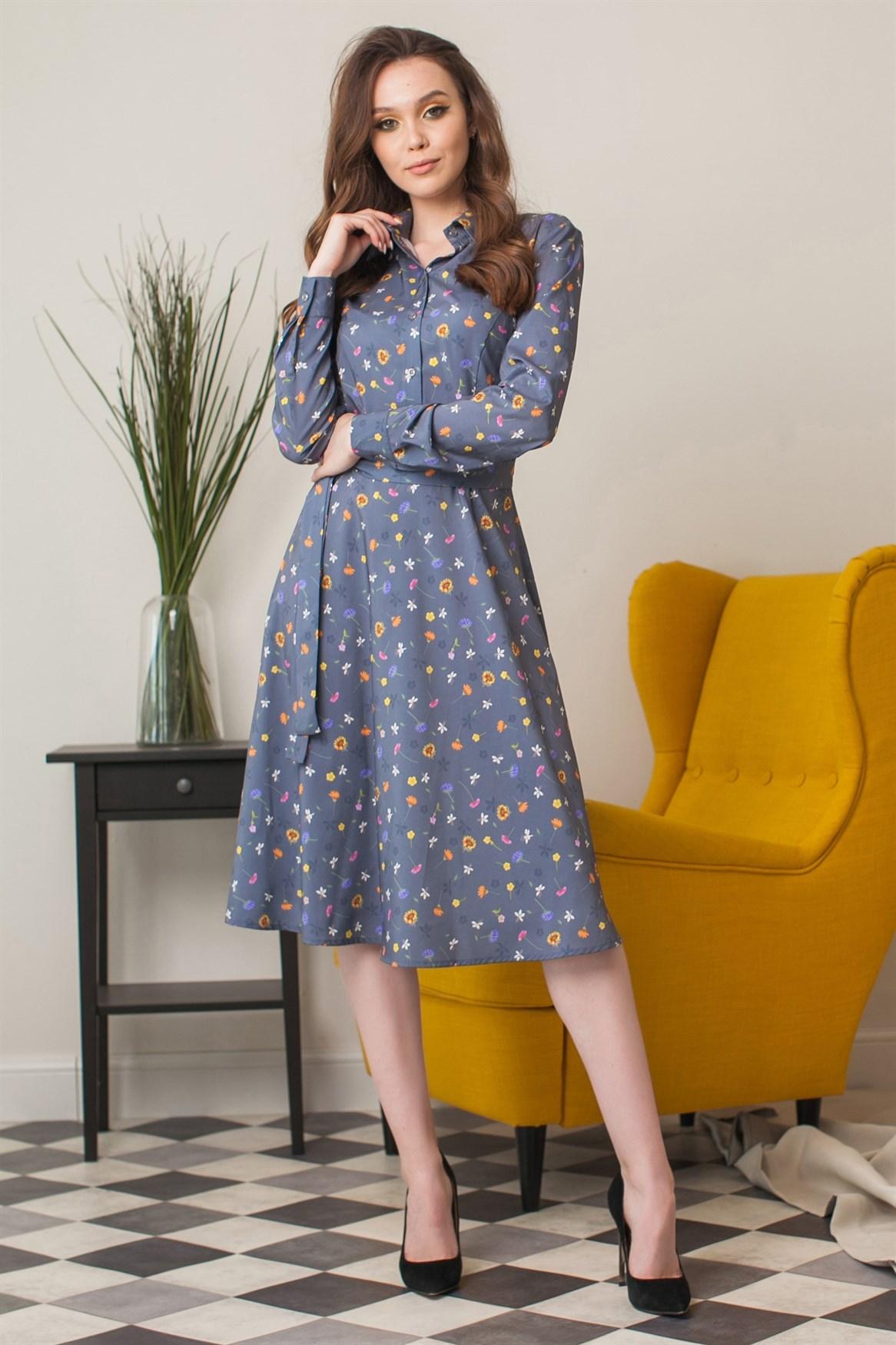 102-08 Платье - фото 12637