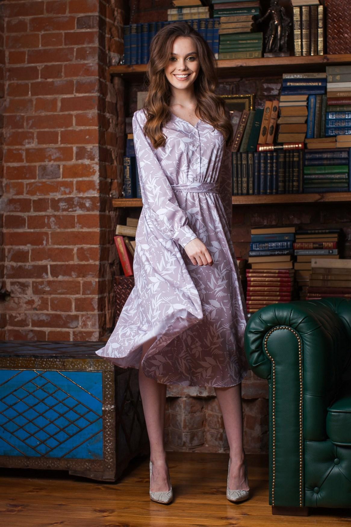 102-09 Платье - фото 12645