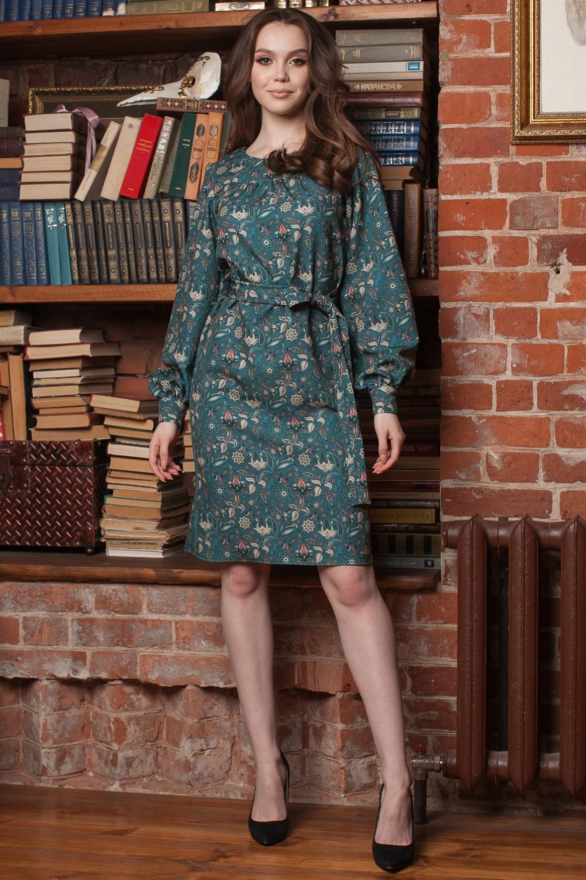 106-05 Платье - фото 12858