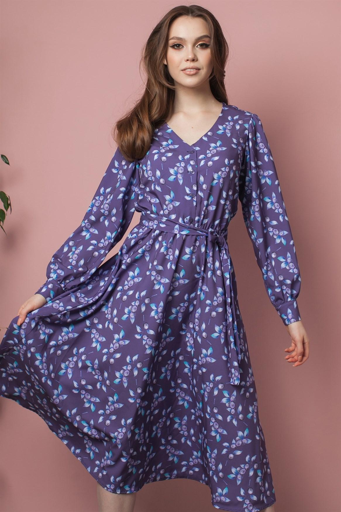106-06 Платье - фото 12870