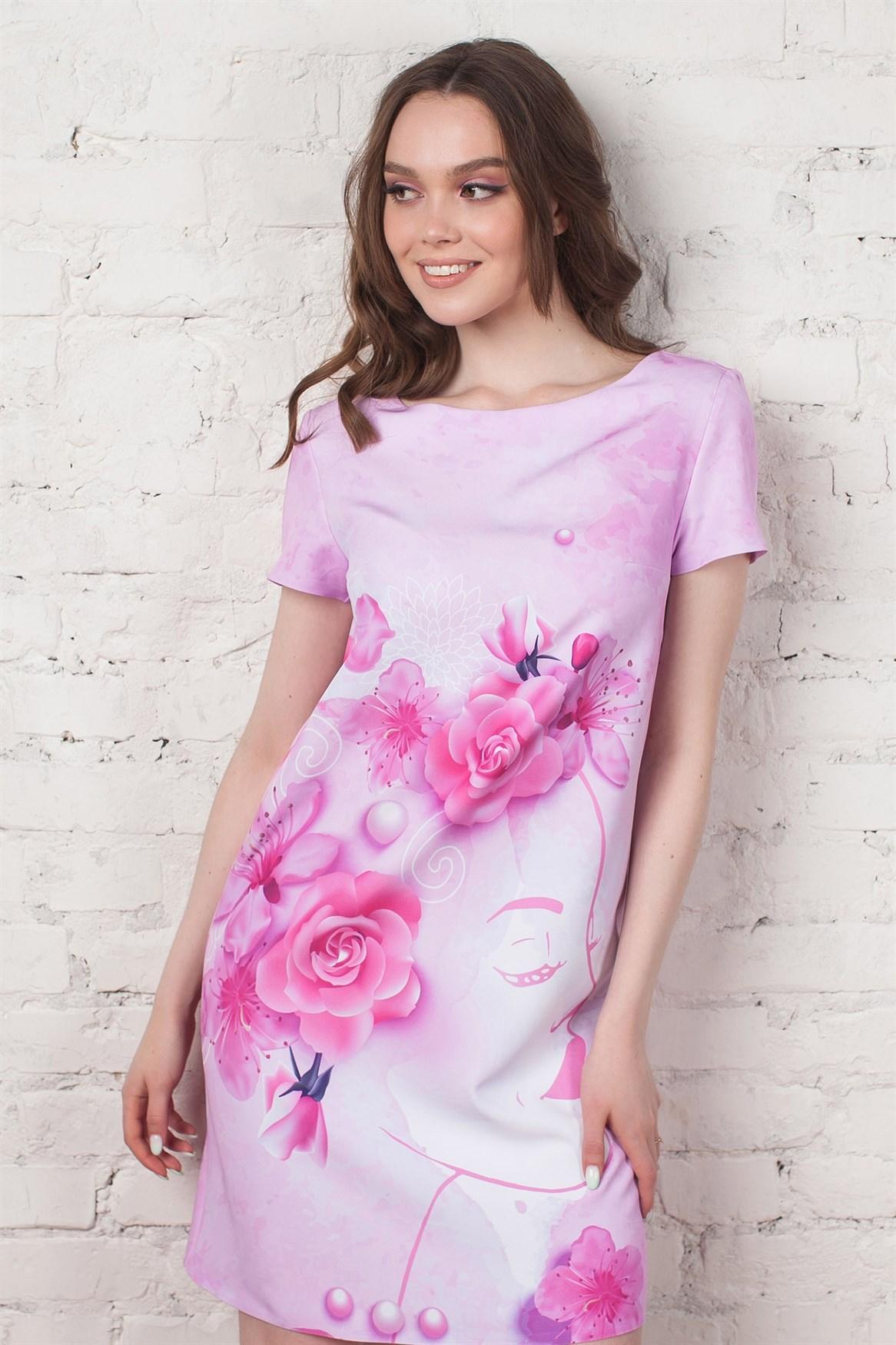 107-01 Платье - фото 13055