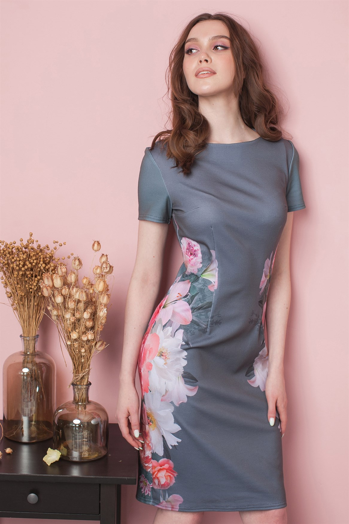 107-02 Платье - фото 13066