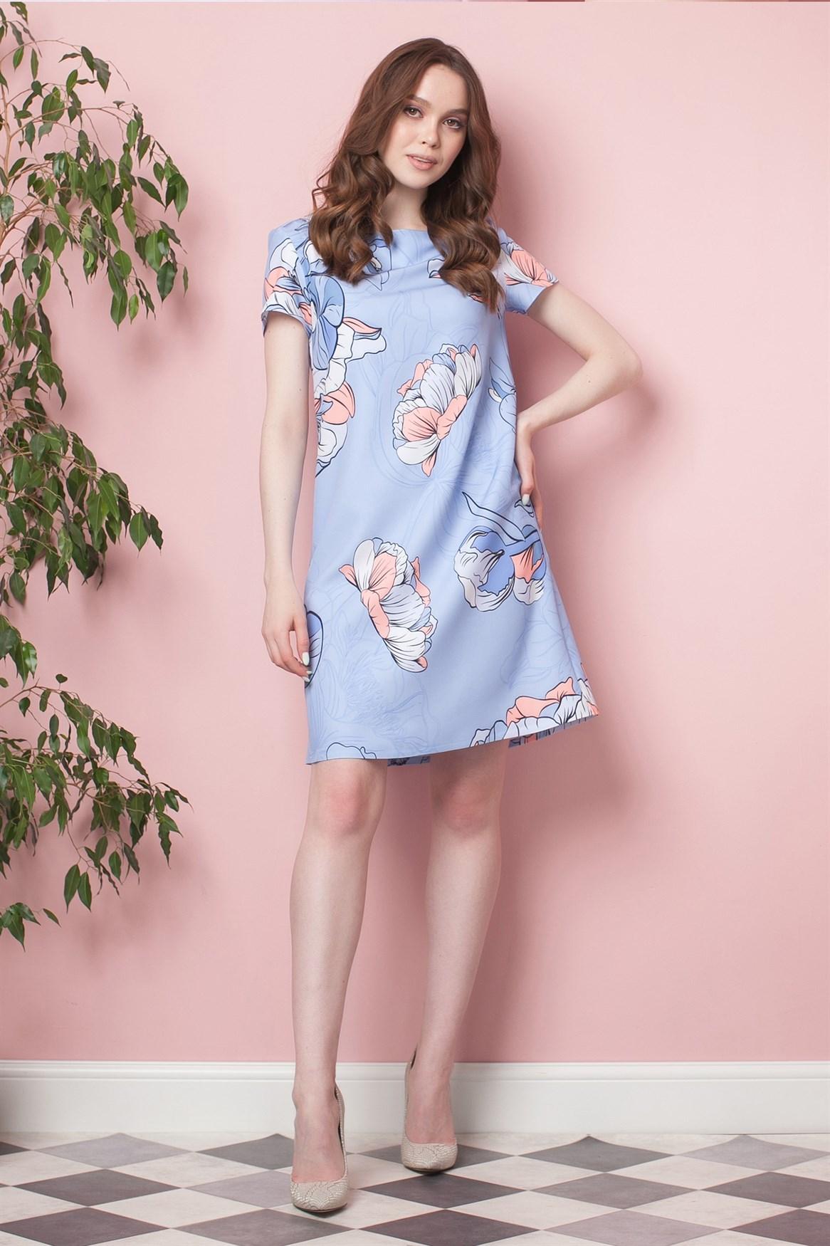 107-07 Платье - фото 13105