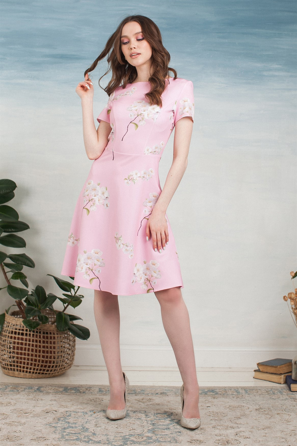 107-10 Платье - фото 13130