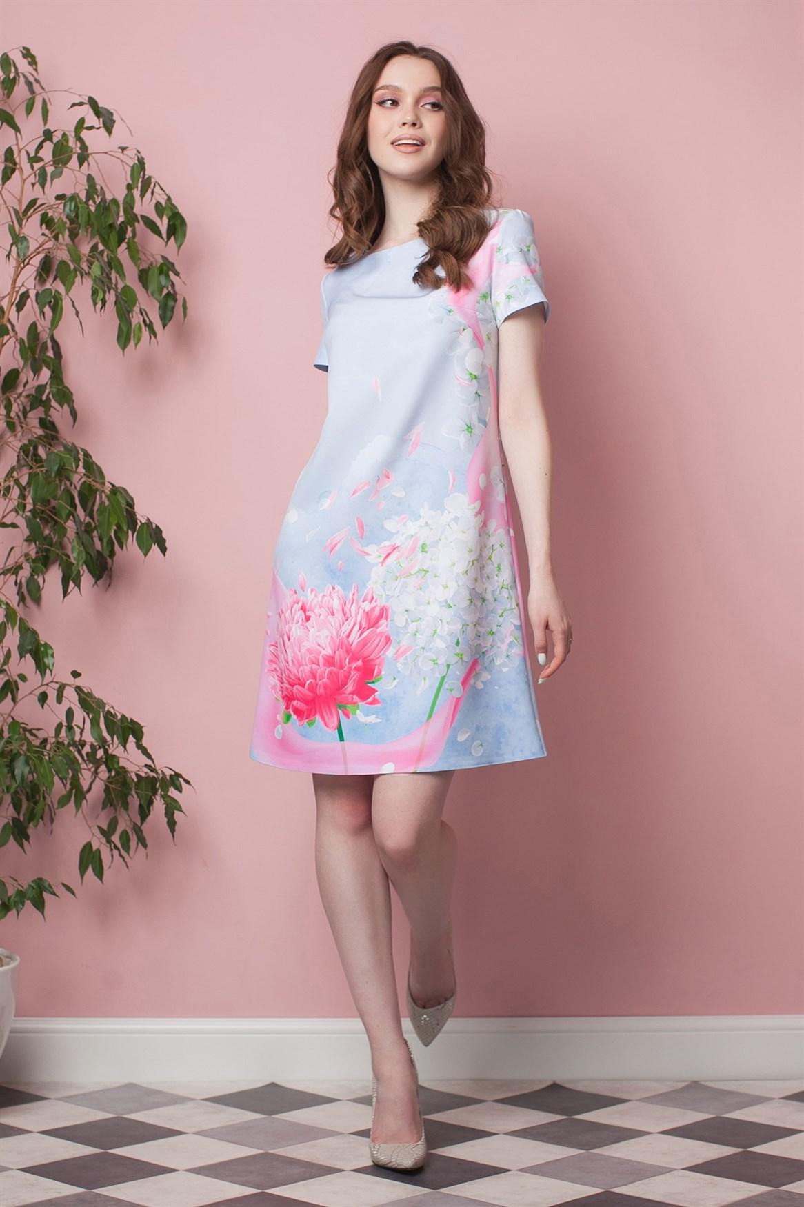 107-09 Платье - фото 13165