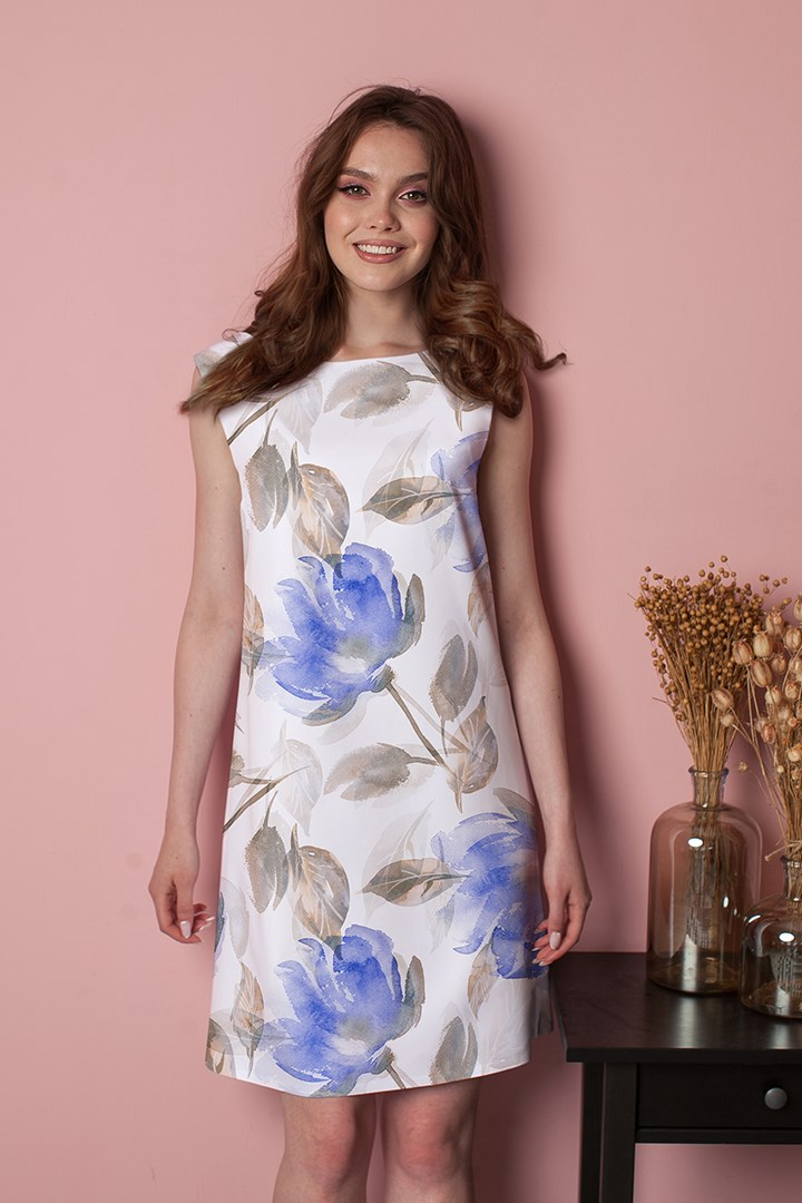 S202 Платье - фото 13548