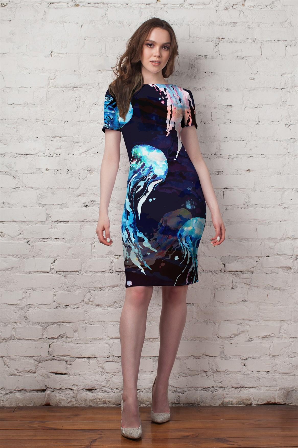 110-13 Платье - фото 13708