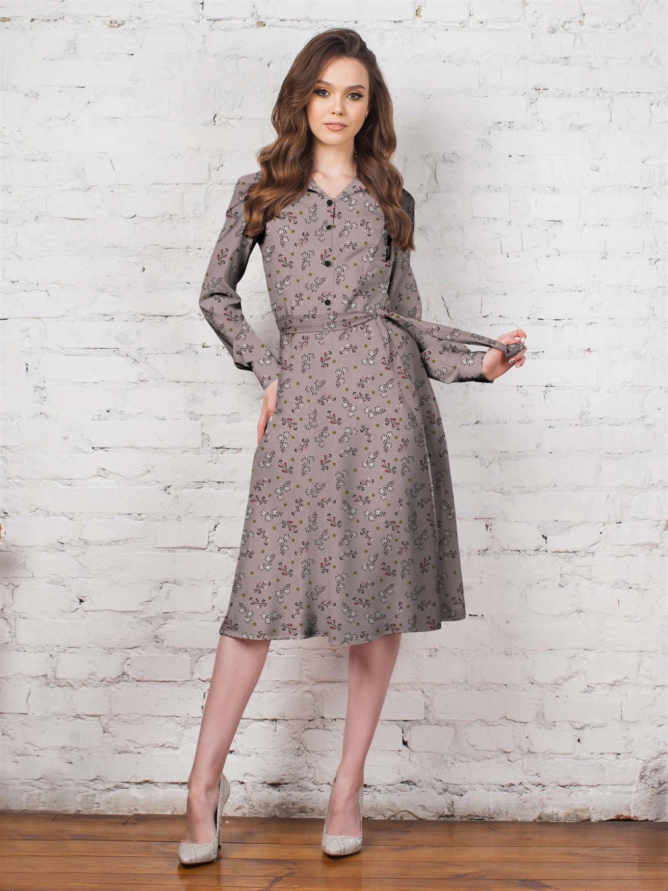 124-04 Платье - фото 14335