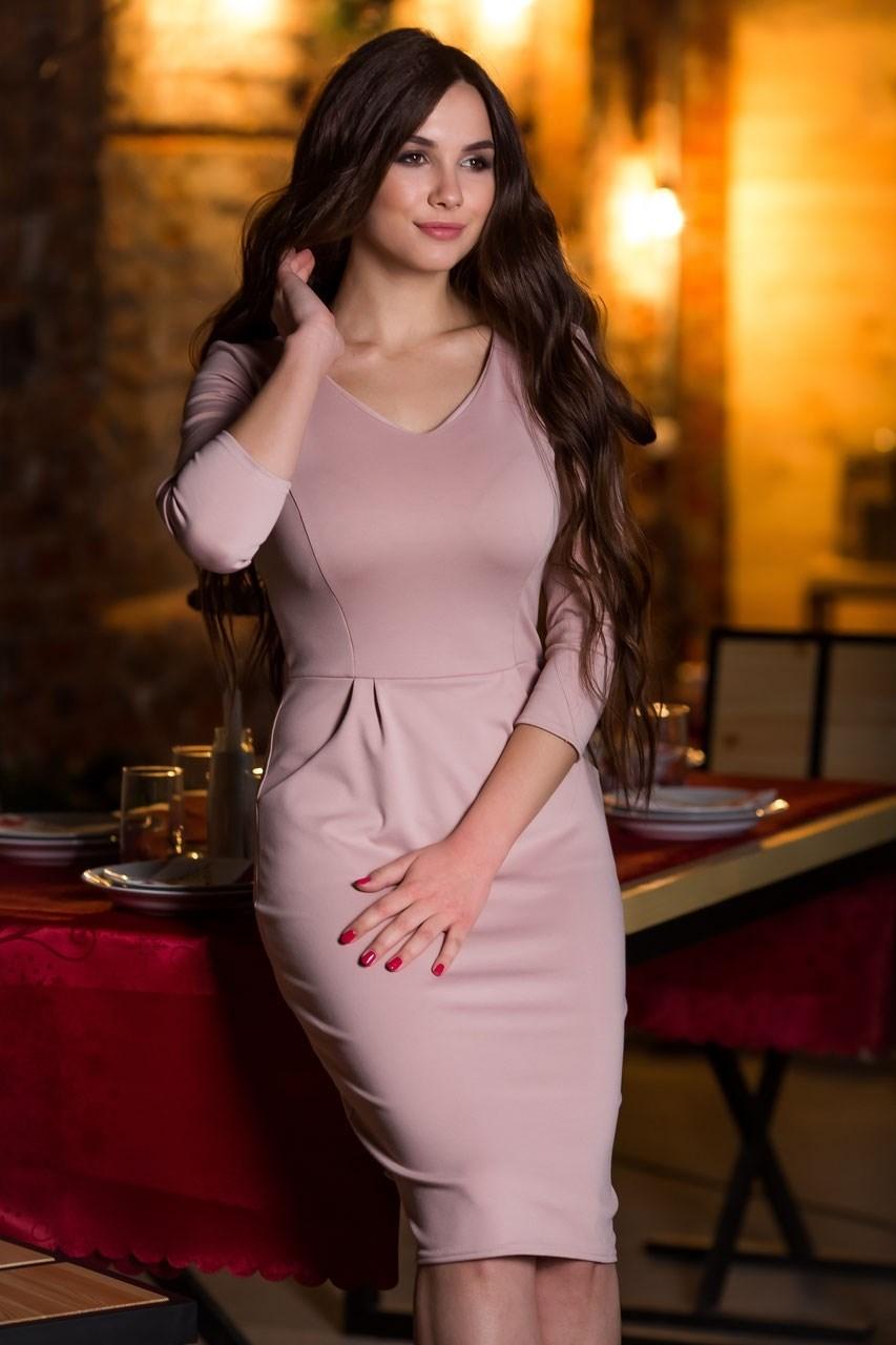 42-13 Платье - фото 4963