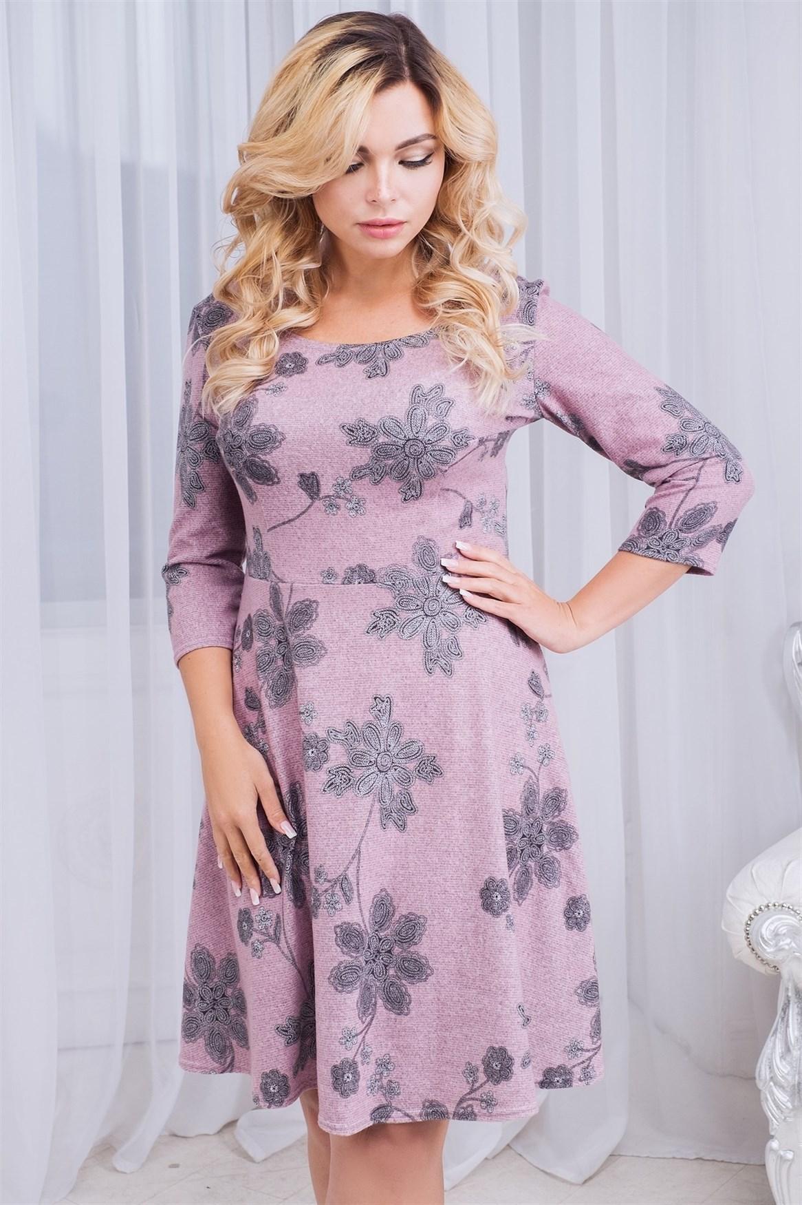 520-17 Платье - фото 5001