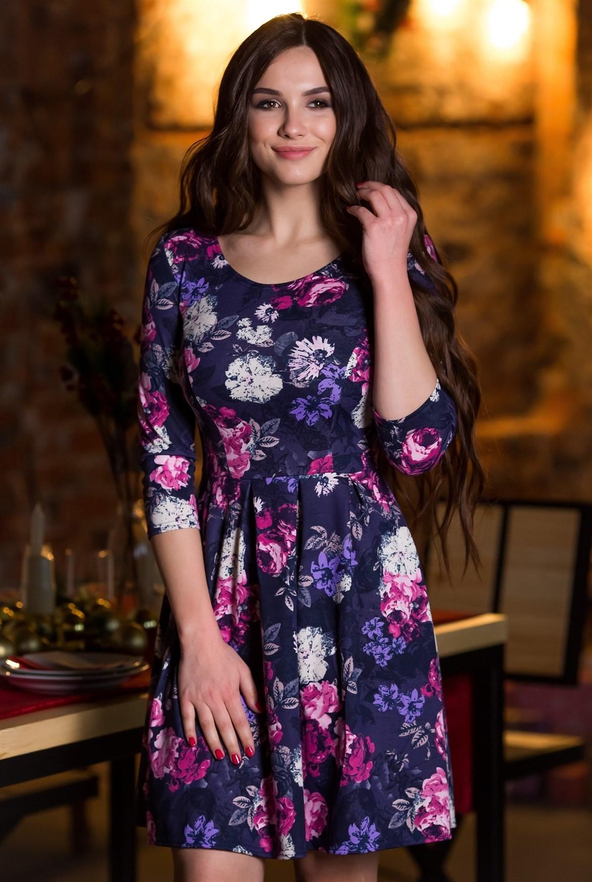 45-04 Платье - фото 5235