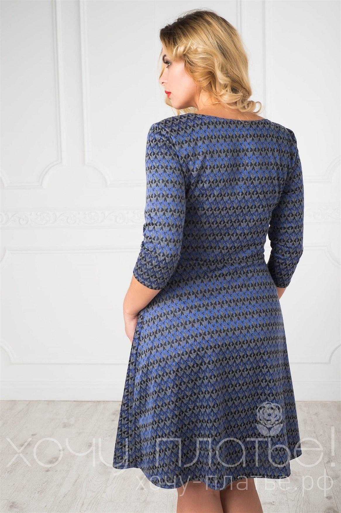418009ddb28 Хочу платье! - женская одежда оптом и в розницу - 521-03 Платье