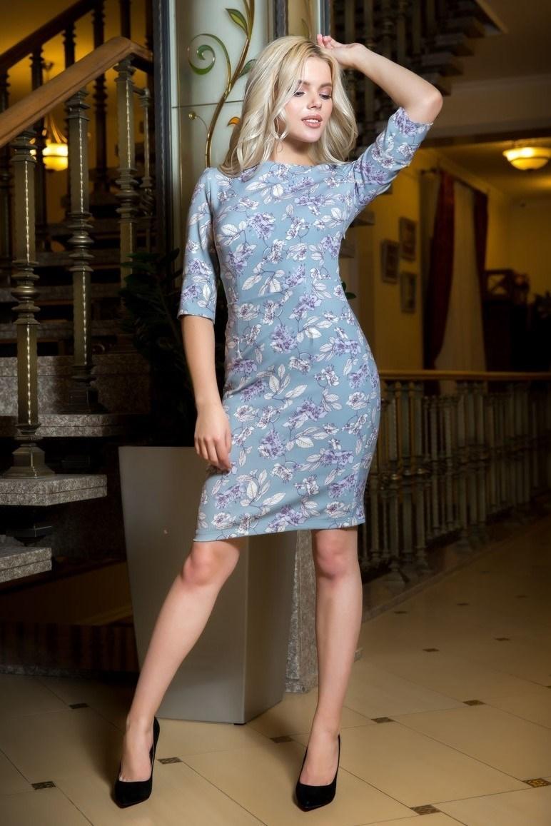 48-12 Платье - фото 5432