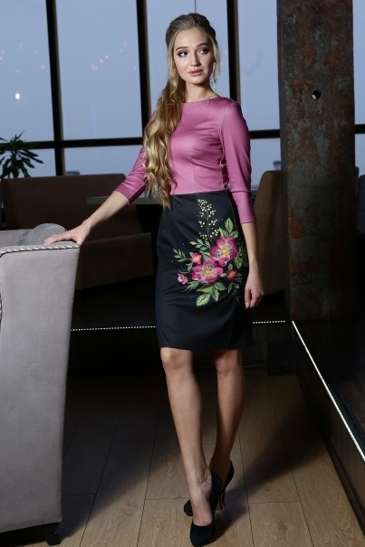 56-15 Платье - фото 5712