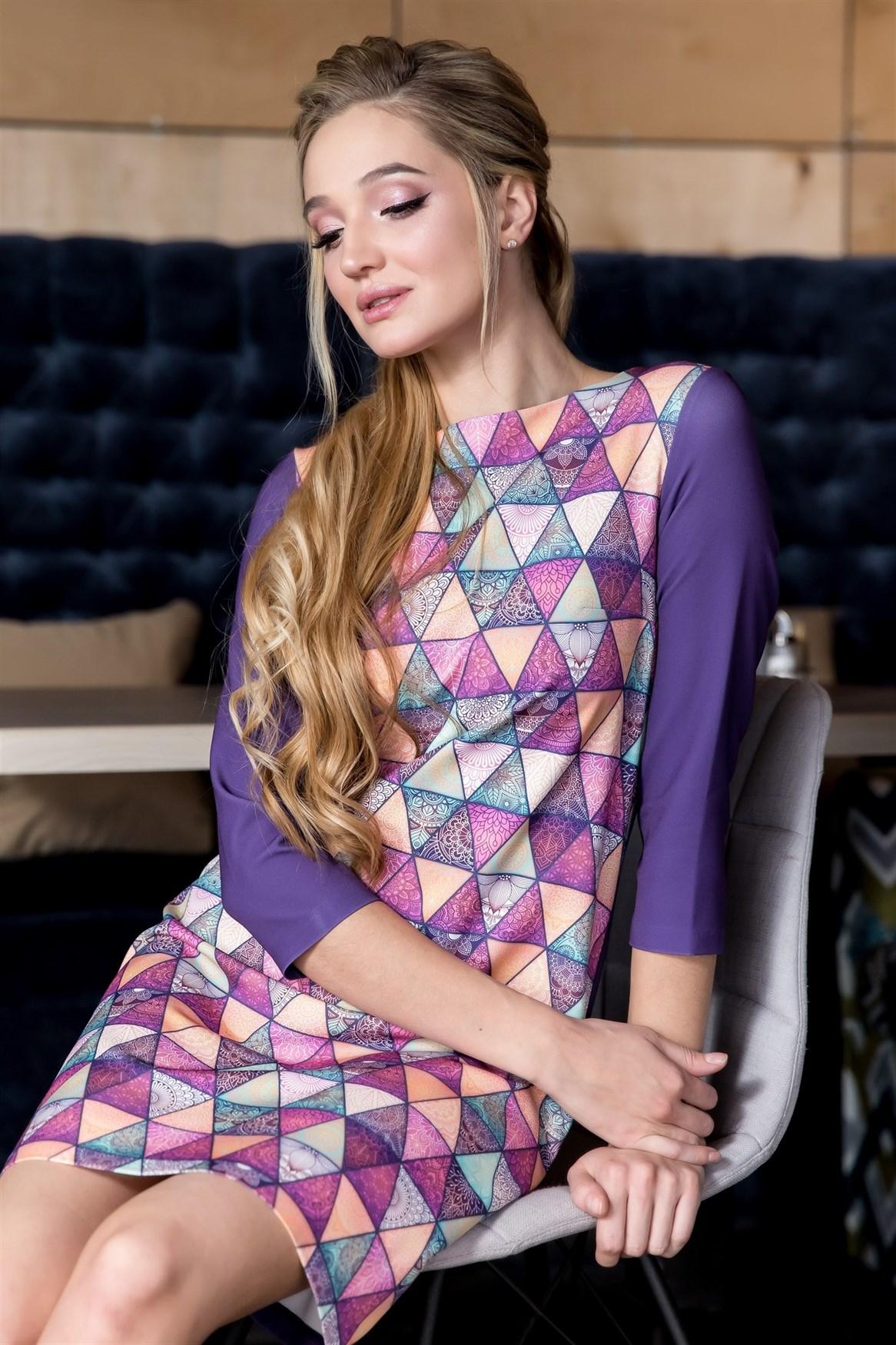60-03 Платье - фото 6073