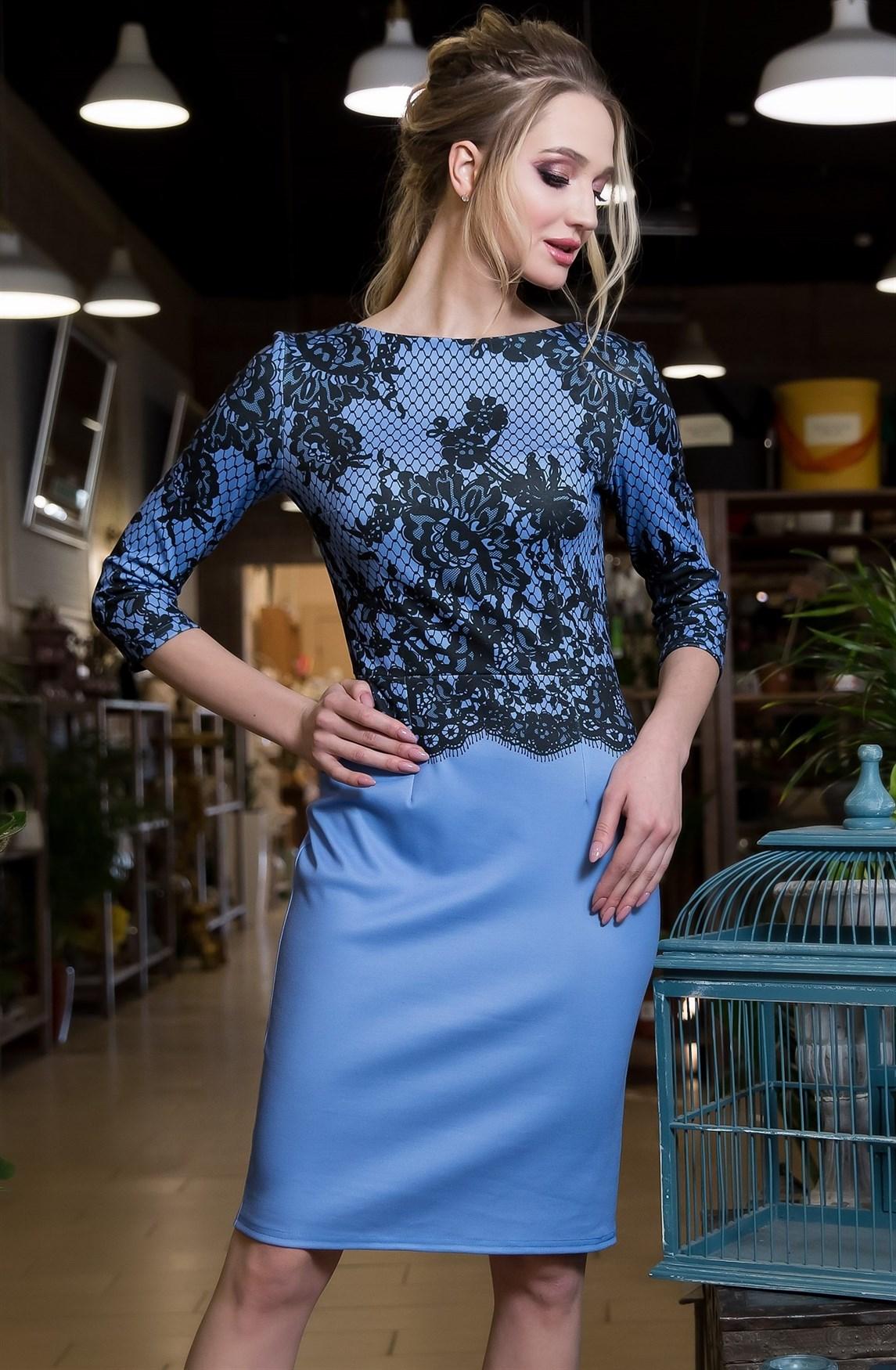 61-05 Платье - фото 6107