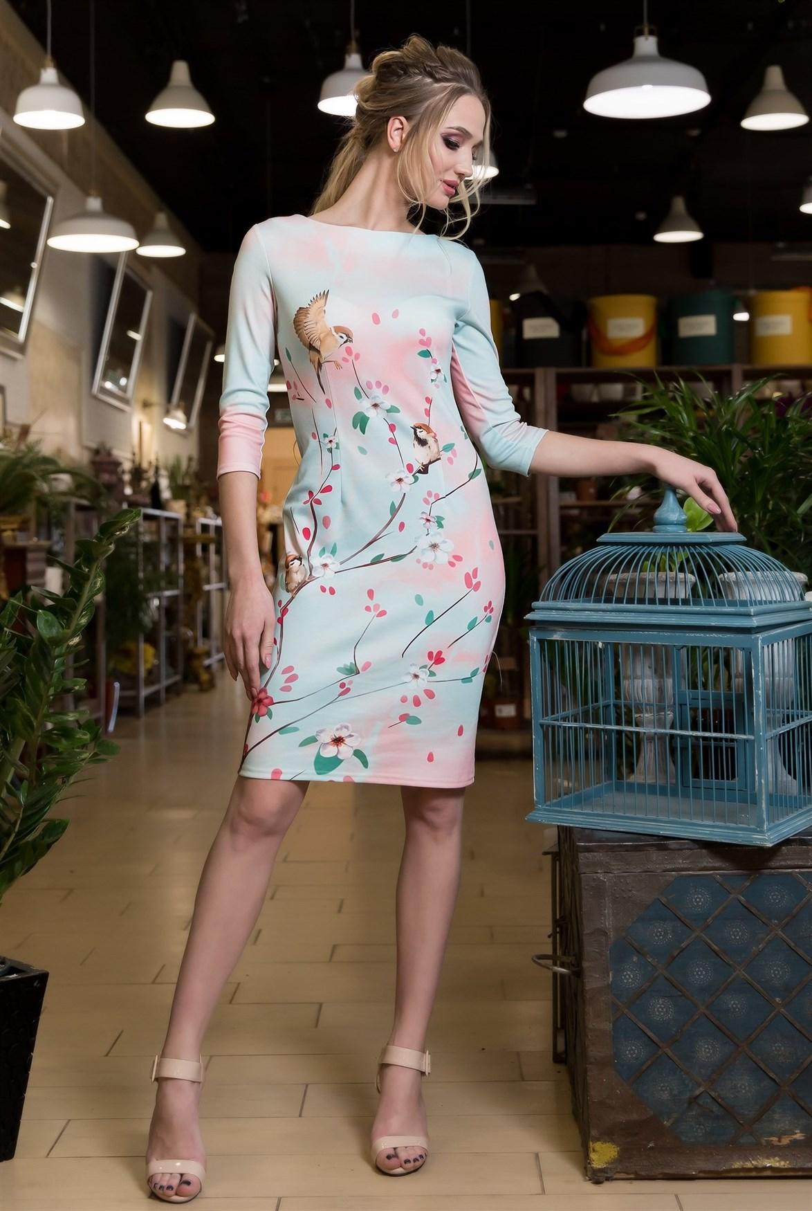 61-01 Платье - фото 6136