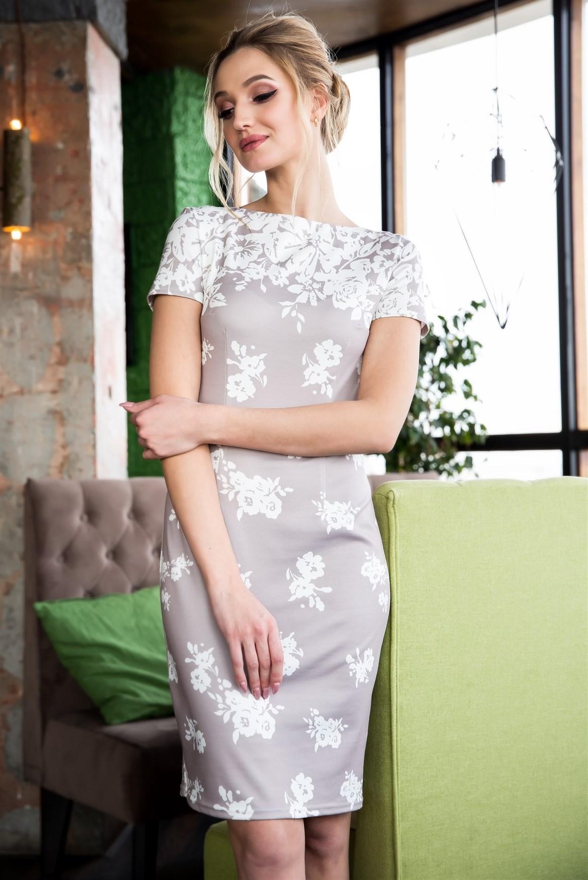 63-02 Платье - фото 6227