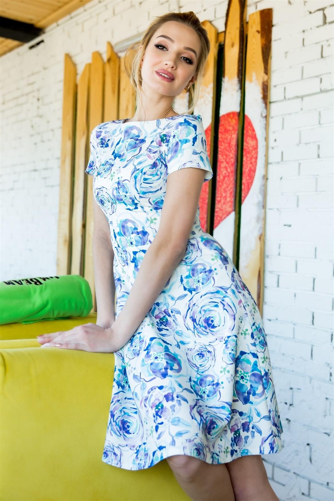 64-10 Платье - фото 6267