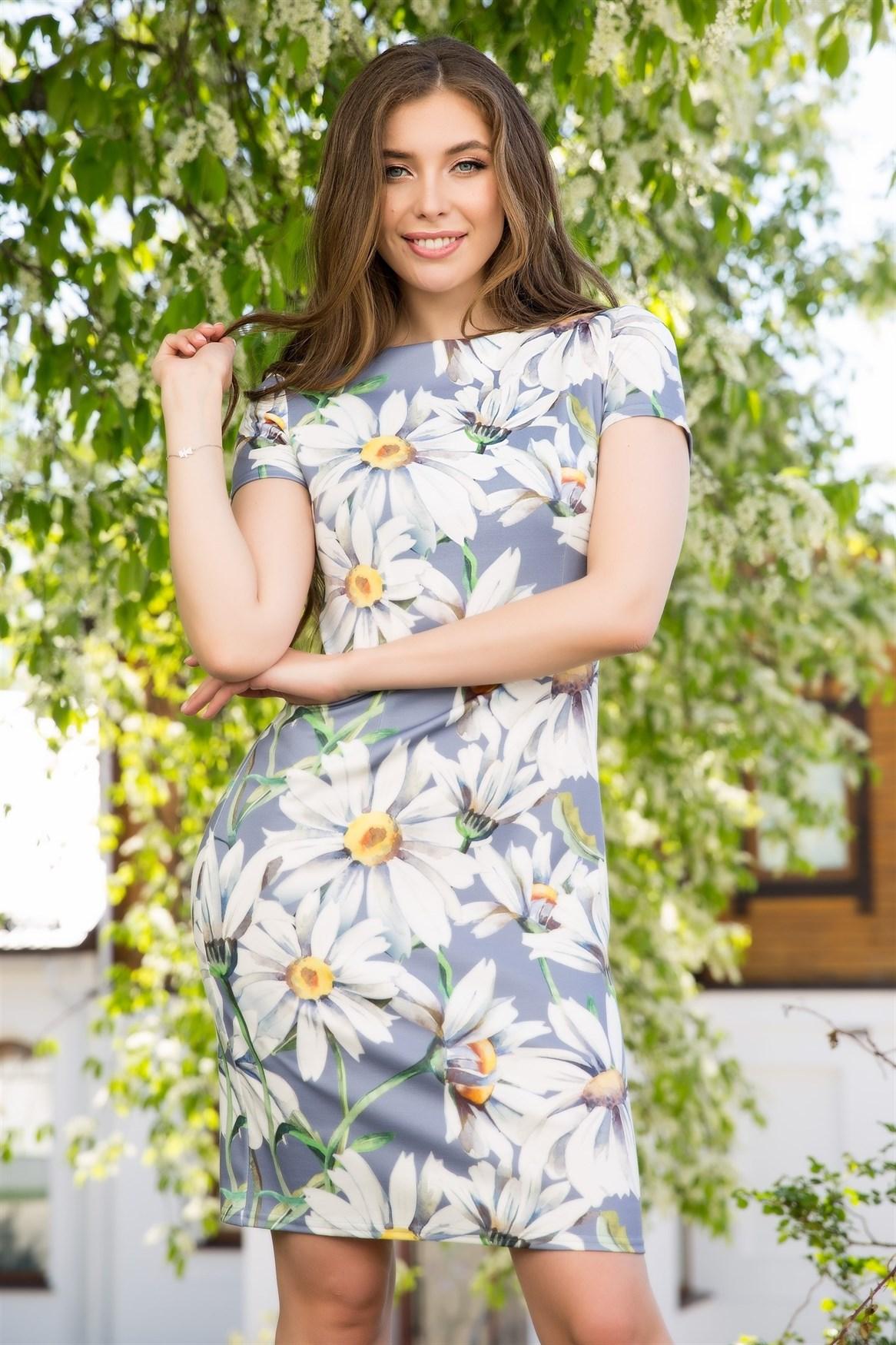 67-09 Платье - фото 6541