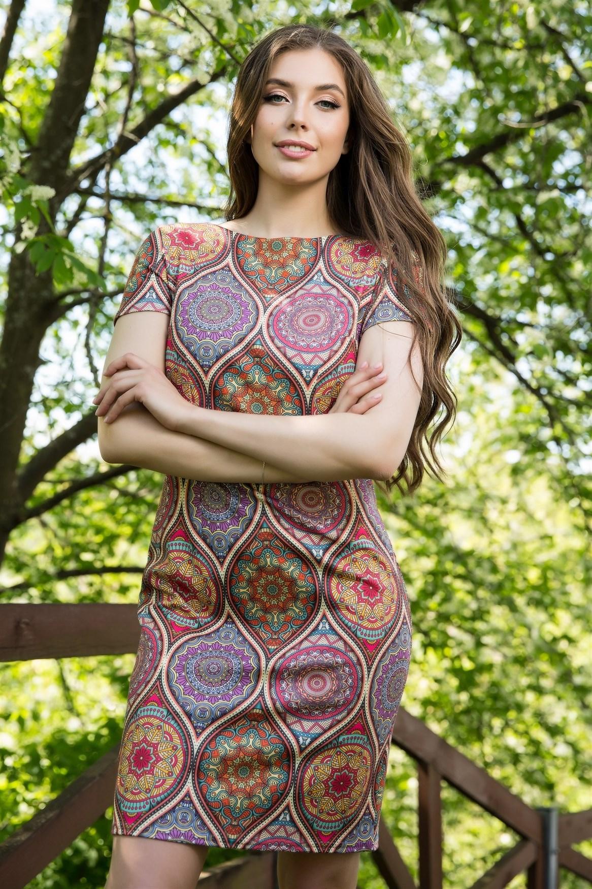67-11 Платье - фото 6546