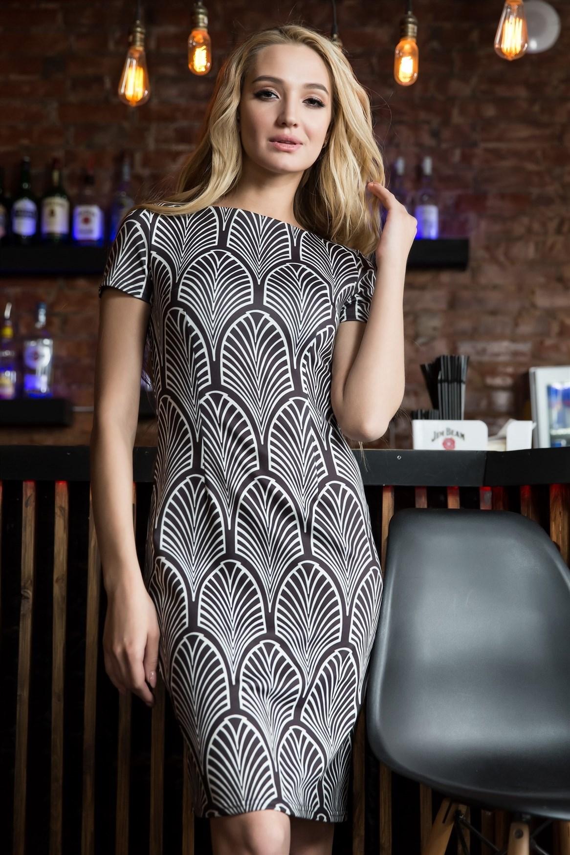 68-10 Платье - фото 6611
