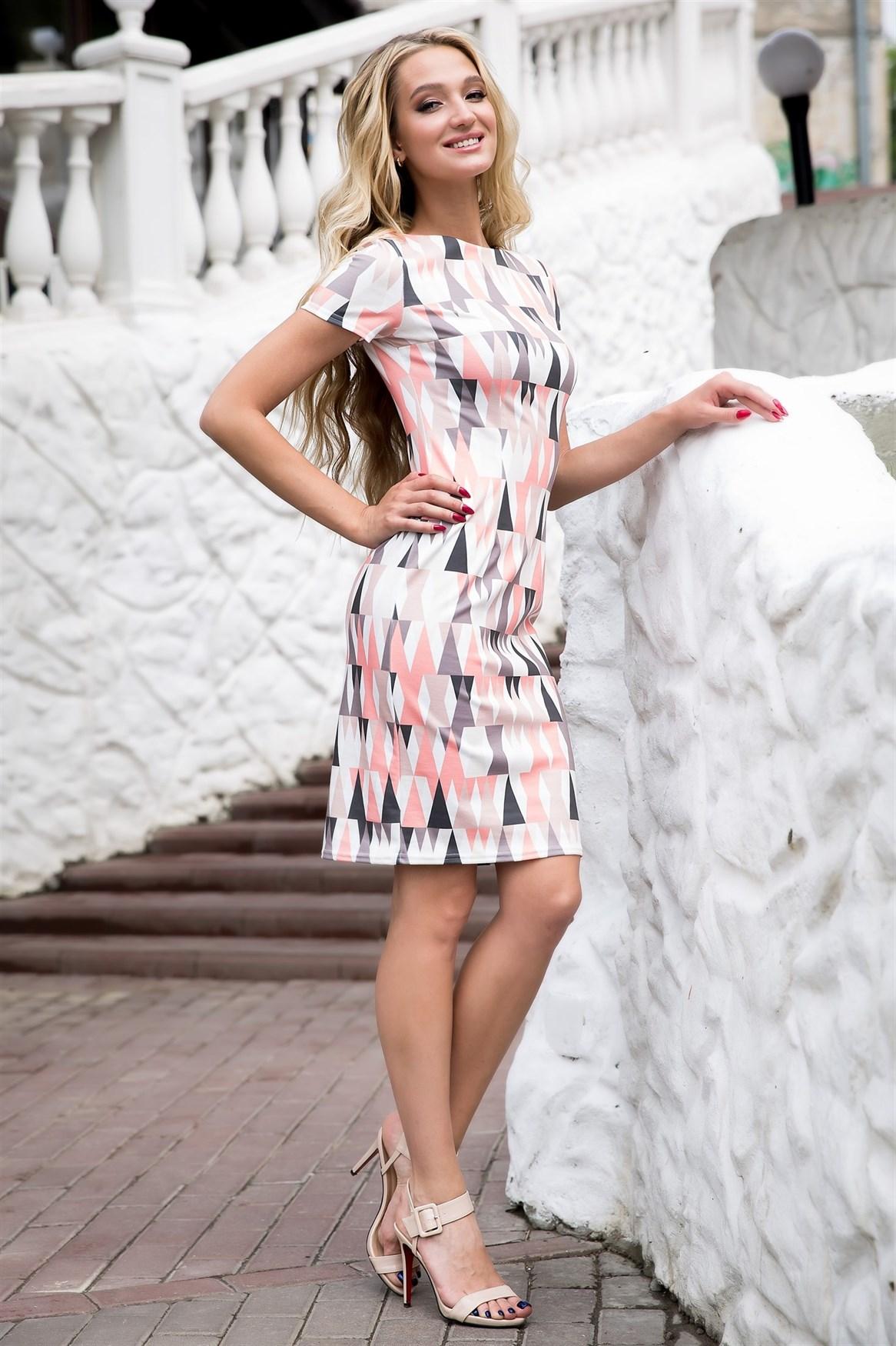 69-03 Платье - фото 6660