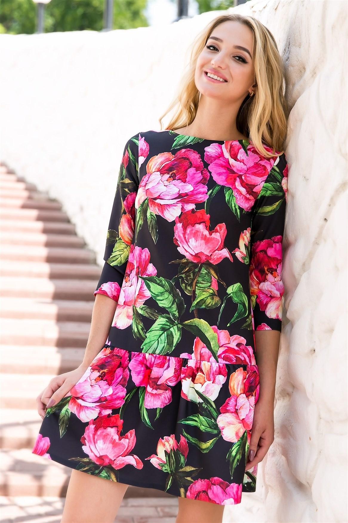 71-14 Платье - фото 6713