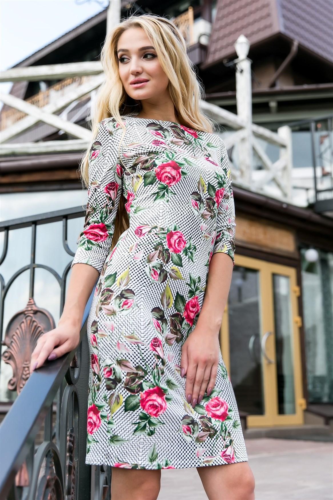 71-12 Платье - фото 6728