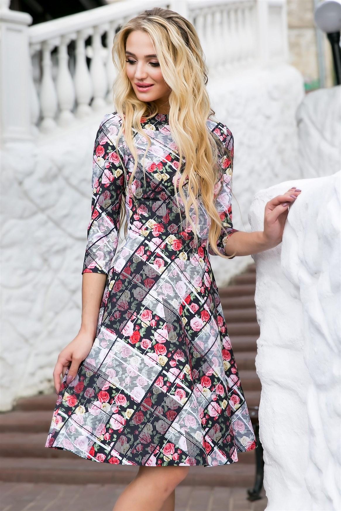 71-07 Платье - фото 6760