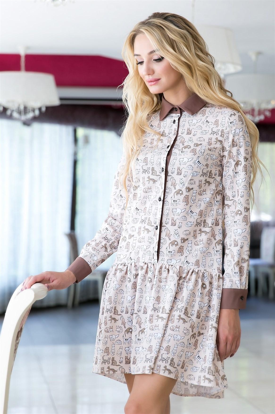 71-02 Платье - фото 6818