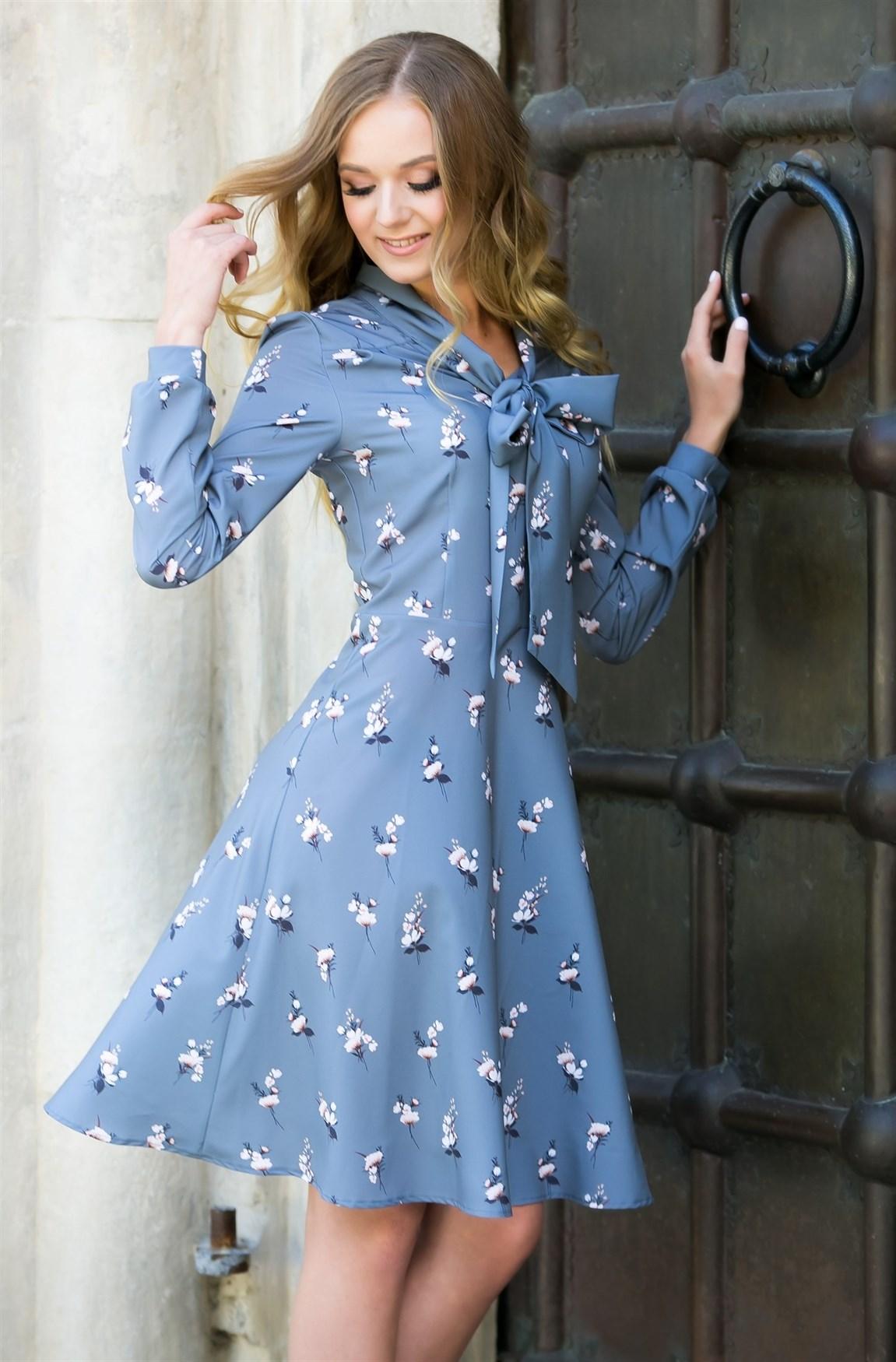 74-03 Платье - фото 7144
